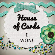 House of Cards Vintage &Shabby Challenge.