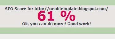 NEO Blogger Template 2015