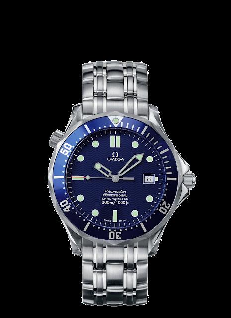 Cronómetro automático Seamaster Diver 300M