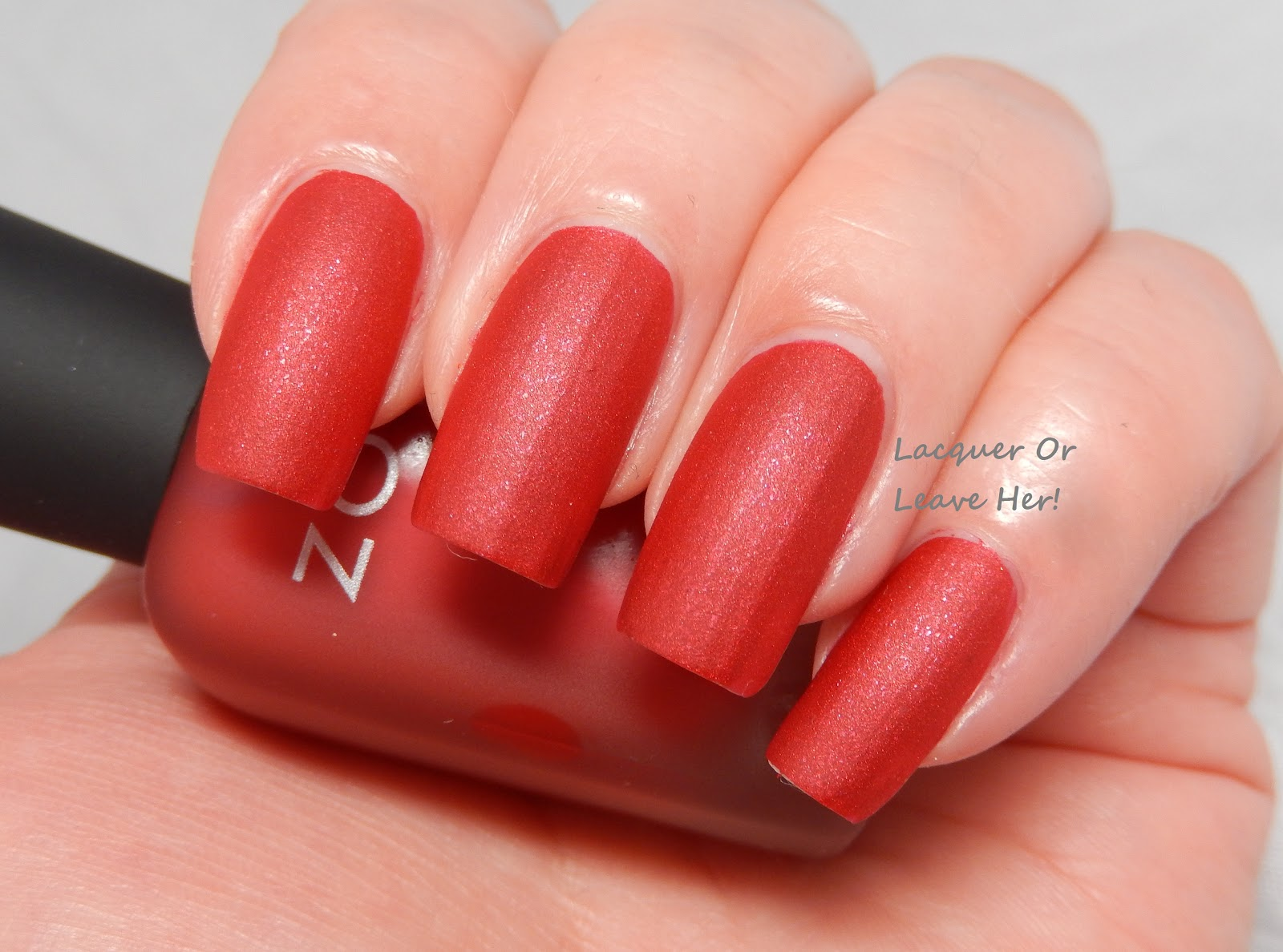 Lacquer Or Leave Her Review Zoya Matte Velvet 2015 Collection