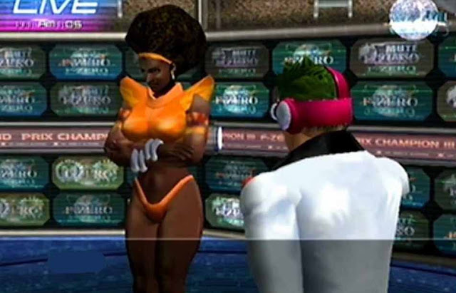 Black Nintendo characters