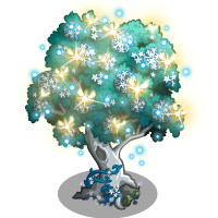 Giant Fairy Gold Tree