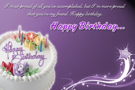 Birthday Wishes For A Friend Girl ~ Birthday sms in hindi in marathi in english for friend in urdu for