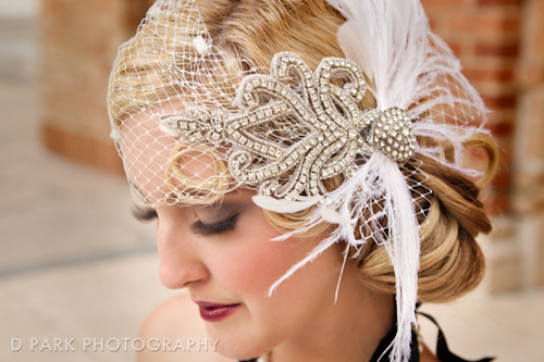 Perfect Wedding 1920s Style Theme Wedding