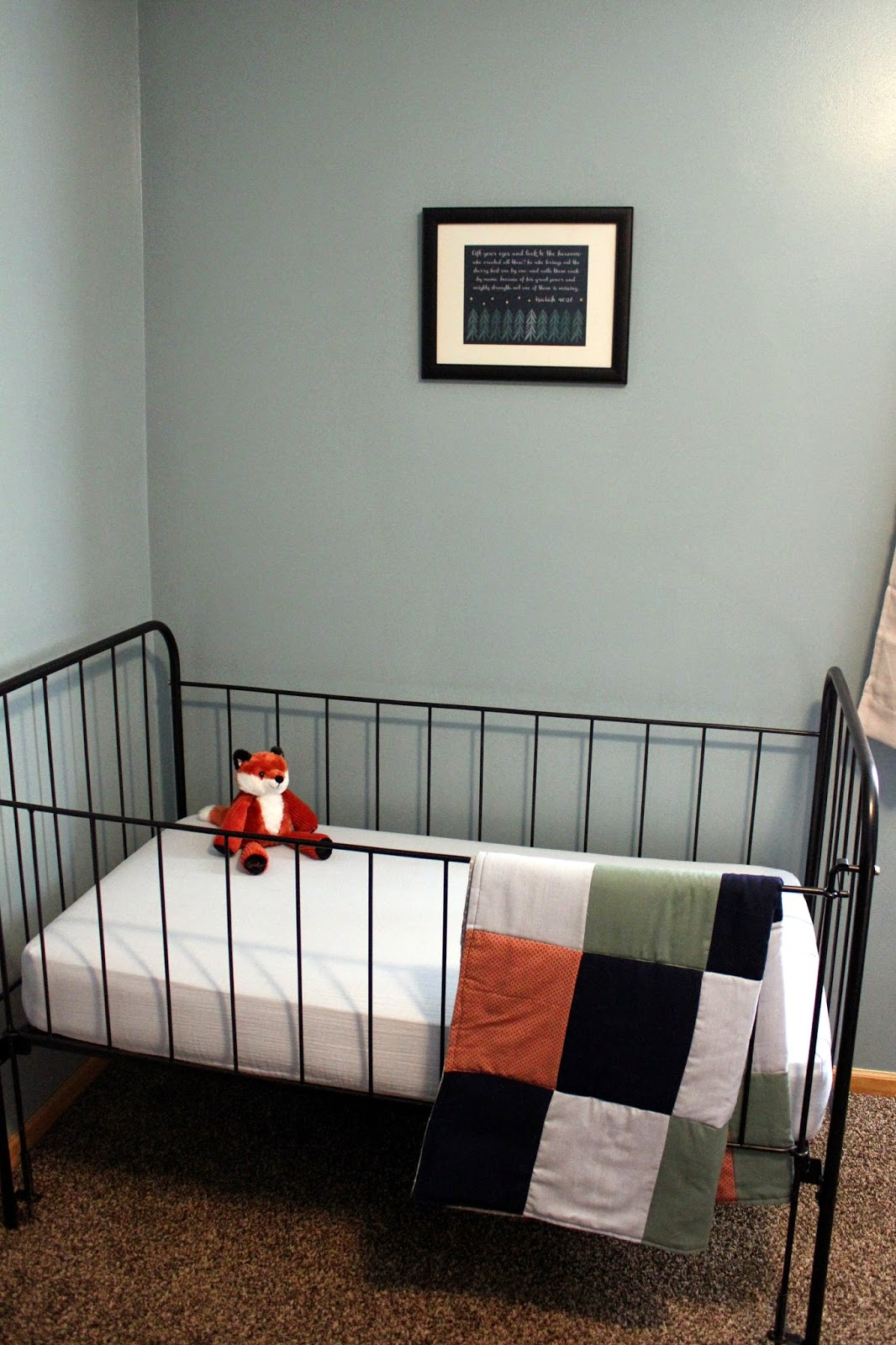 Switching To Toddler Bed At  Months