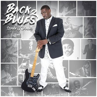 "Stevie J blues ""BACK 2 BLUES"""