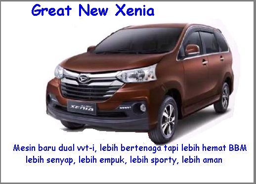 great new xenia baru 2015