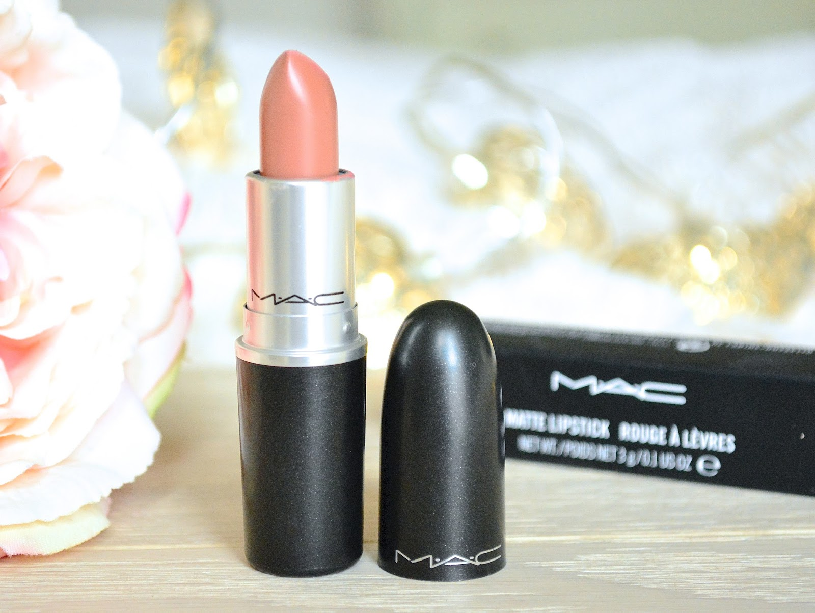 Mac Honeylove Review, Mac Lipstick