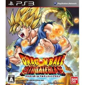 [PS3] Dragon Ball Z: Ultimate Blast  [ドラゴンボールアルティメットブラスト] (JPN) ISO Download