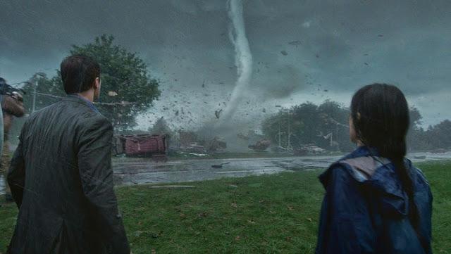 Tornado Twister Into the Storm movie still