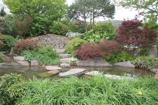 East Meets West garden