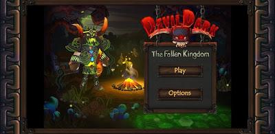 DevilDark : The Fallen Kingdom Mod v2.6.5 Apk data Unlimited Coins