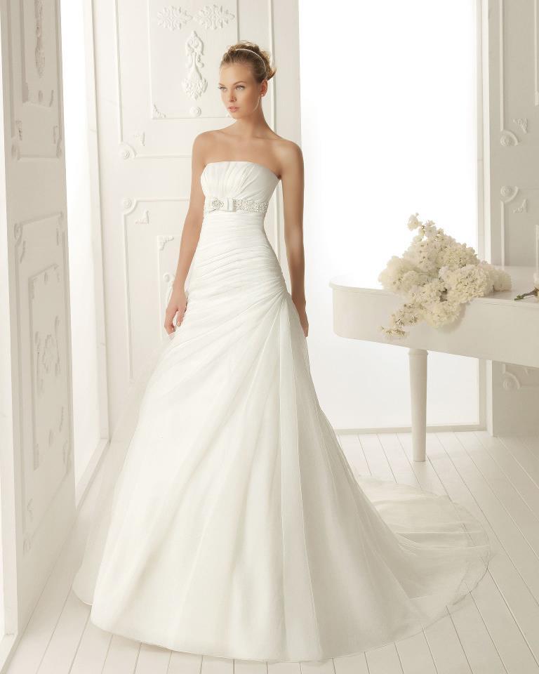 Dresses And Trends Aire Barcelona Vintage 2013 Spring Bridal Catalog