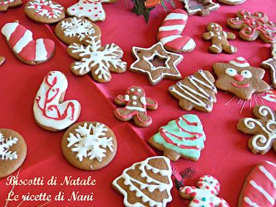 i miei biscotti di natale modificati e i biscotti di vetro!