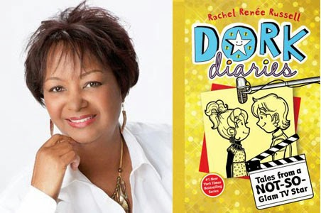 Dork Diaries Bus Tour! 6/08/14