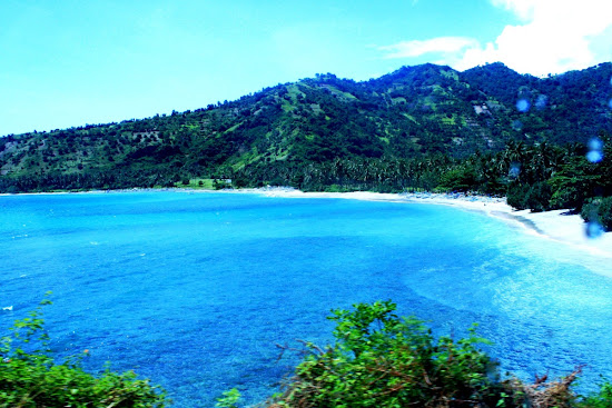 Senggigi Beach, West Nusa Tenggara. AeroTourismZone