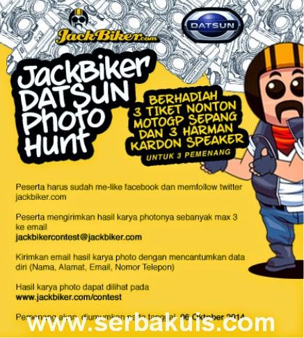 Kontes Foto Berhadiah 3 Tiket MotoGP Sepang dan 3 Speaker Harman Kardon