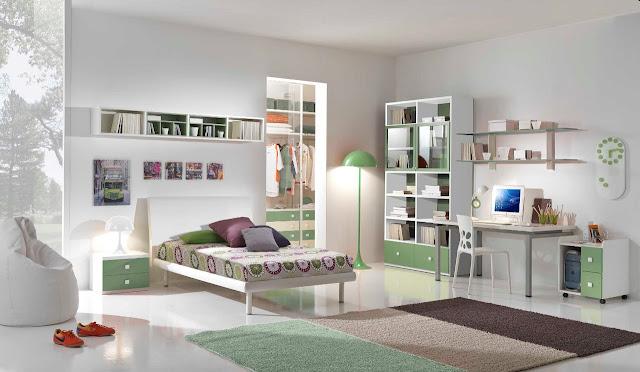 Best Decoration Chambre Ado Moderne Contemporary - Matkin.info ...