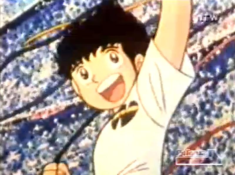 Kadr z czołówki filmu pt. Kapitan Jastrząb