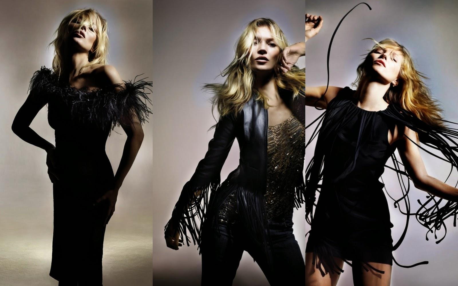 Kate Moss x Topshop 2014