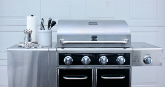 How to Organize Grill Supplies | DIY Playbook