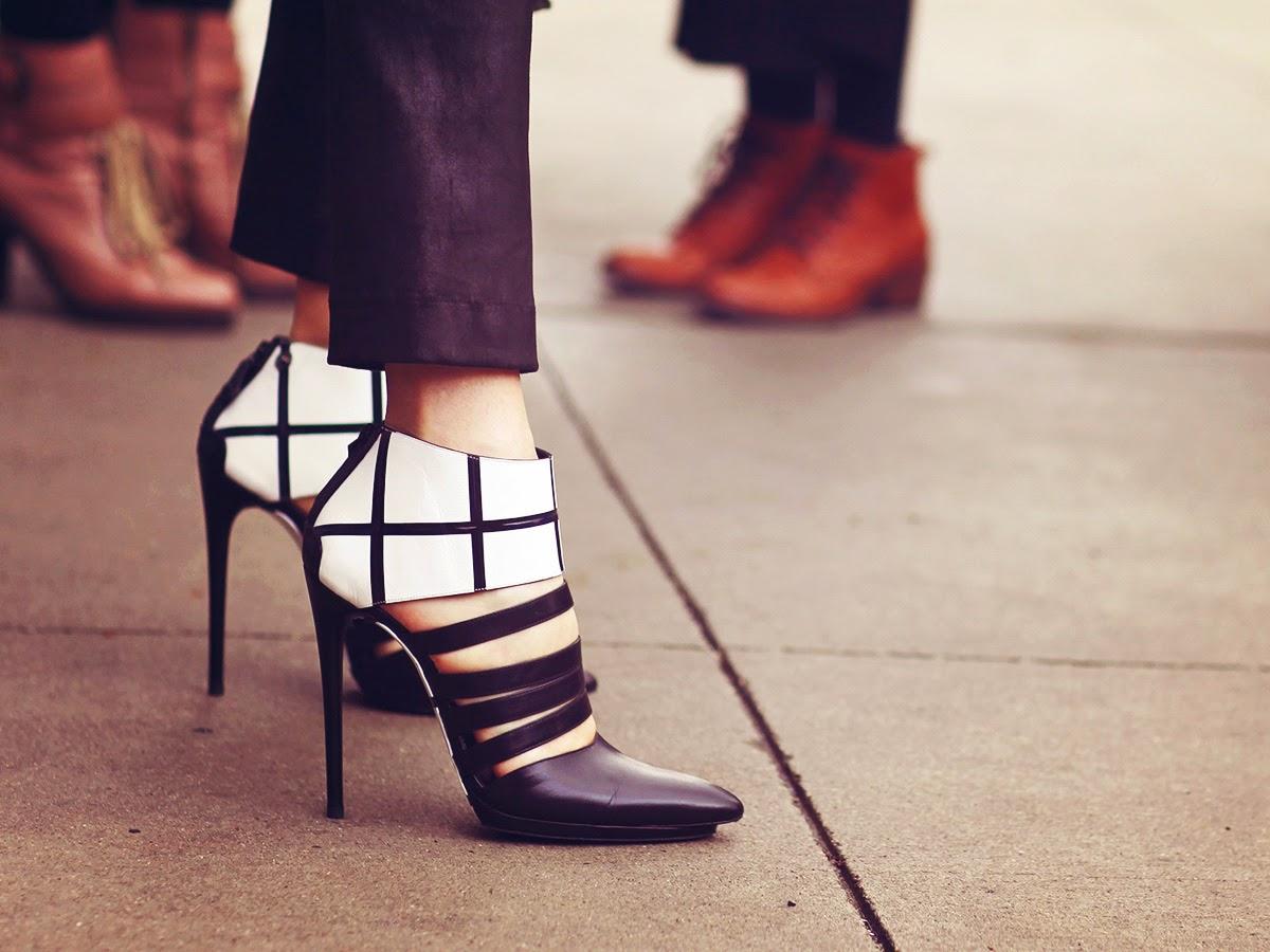 Types of shoes: Stilletos - Tipos de zapatos: Stilletos