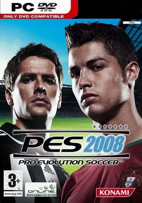 001ProEvolutionSoccer2008 PES 2008 İndir   Pro Evolution Soccer 2008 İndir,Full İndir,Oyun İndir