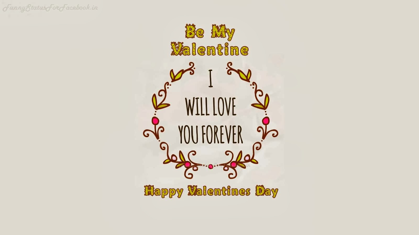 Day Wallpapers Valentines Funny Quotes Wallpaper Happy
