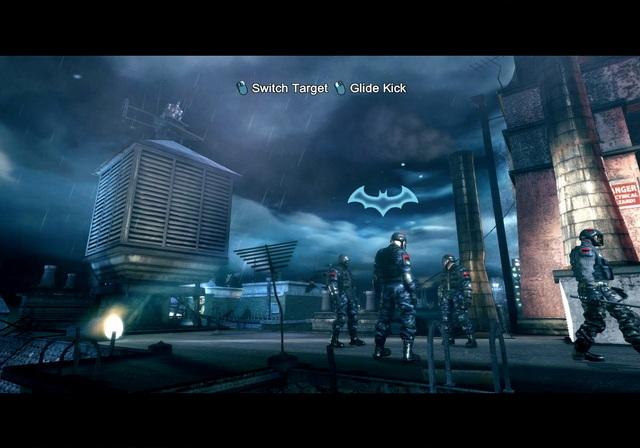 Batman Arkham Origins Blackgate PC Game