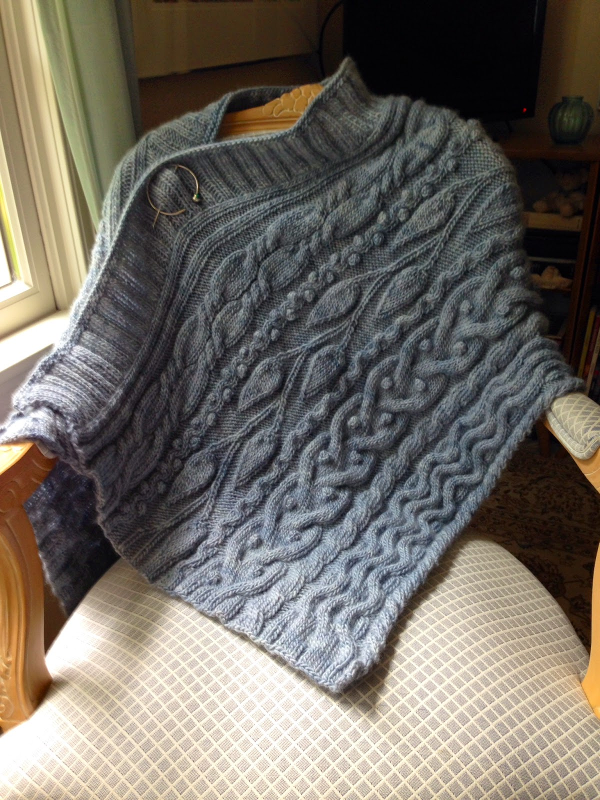 Lorna\'s Laces: Ode to Skye Wrap
