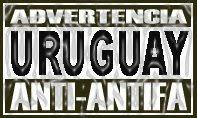 Uruguay ANTI ANTIFA