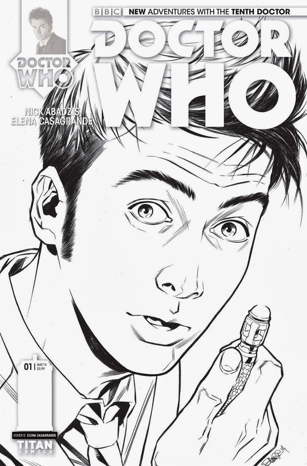 life doctor who u0026 combom 10th and 11th doctor comic full details