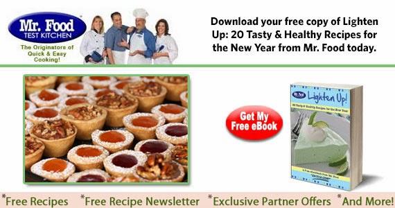 Mr. Food Cookbook