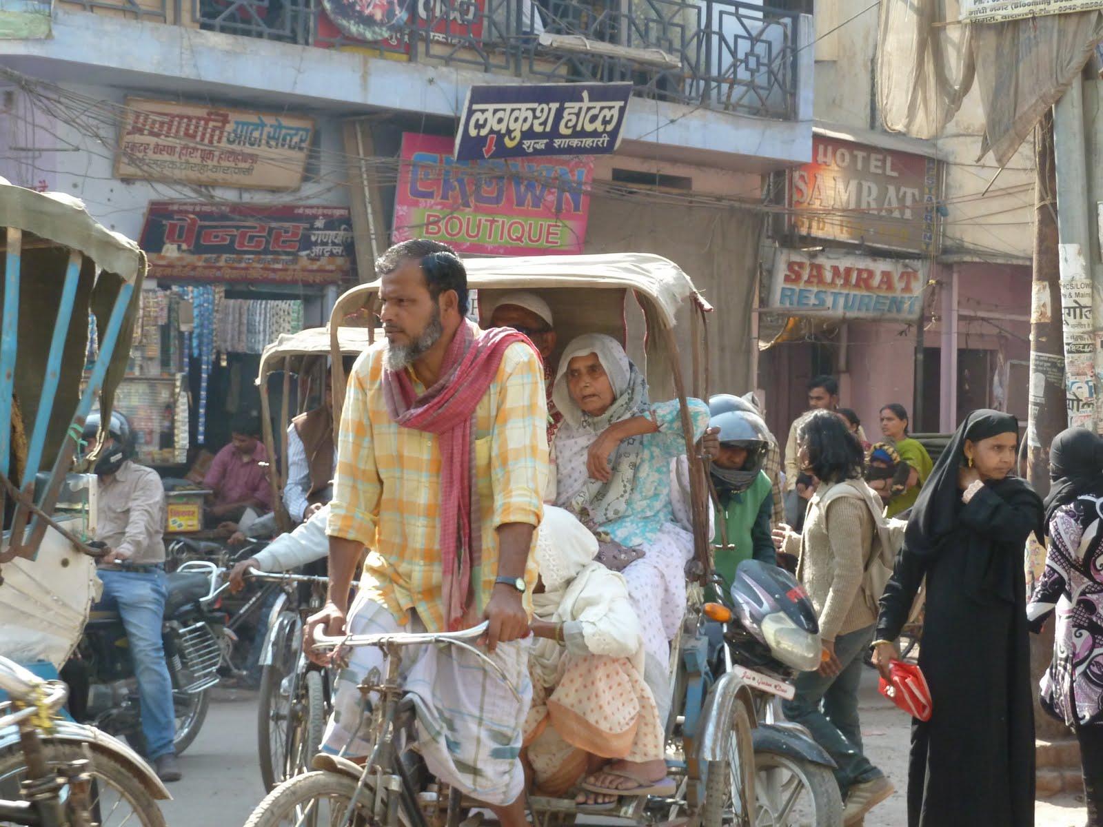 Seijas Gypsy Spirit Varanasi and Sarnat  Jiva