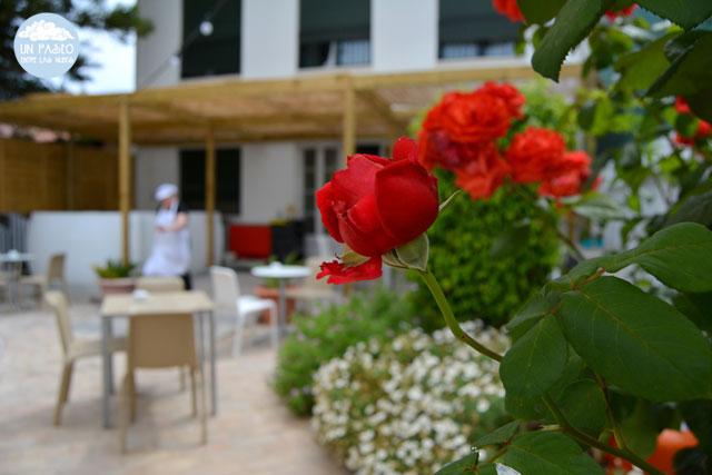 La terraza de Can Luca