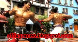 Free Download PC Games Takken Full Version