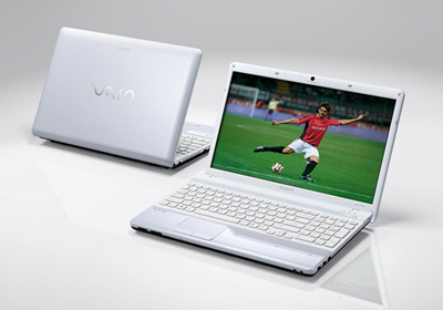 Linha Sony Vaio - 400x280