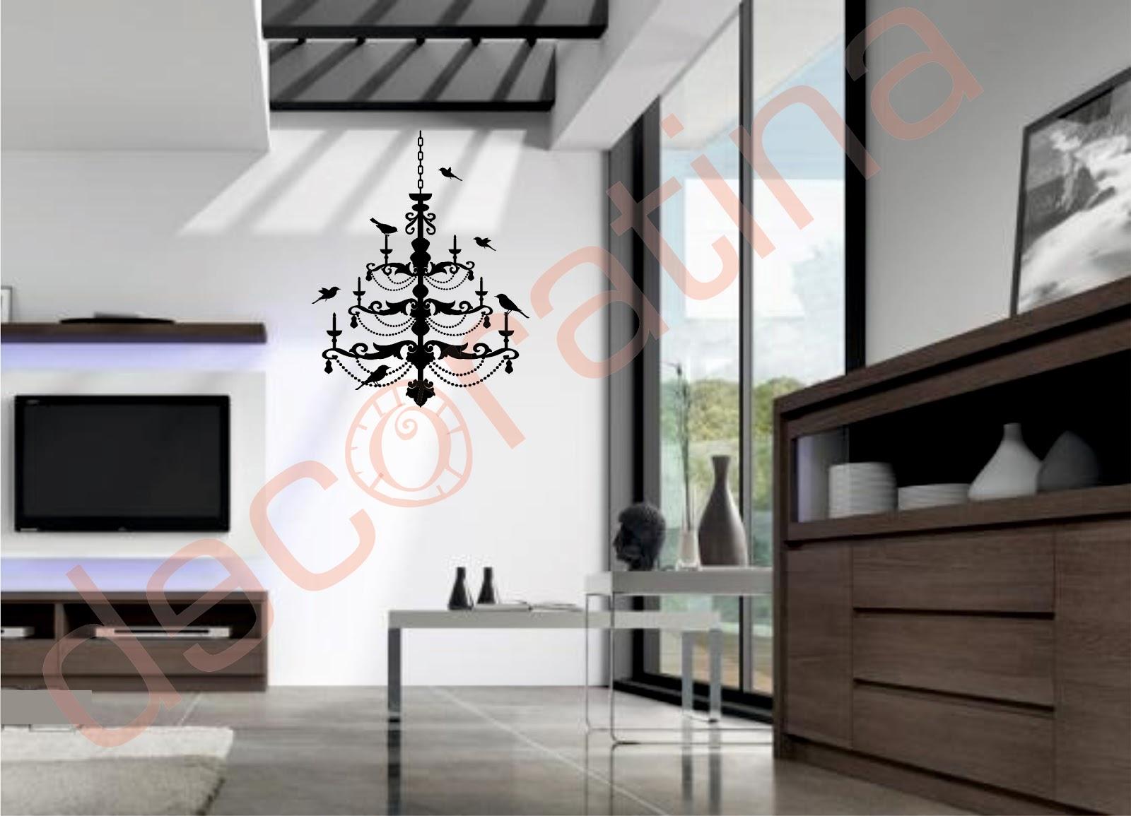 Decoratina vinilos decorativos en las palmas vinilos for Vinilos decorativos oficina