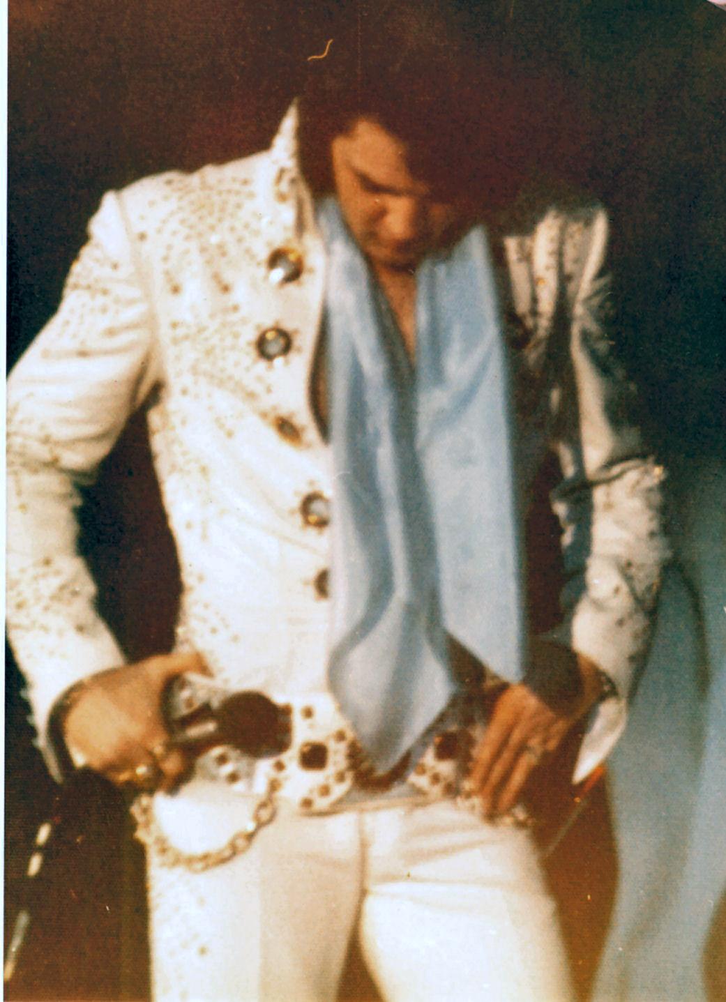 Elvis Aaron Presley Elvis April 19