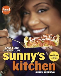 http://www.amazon.com/Sunnys-Kitchen-Easy-Food-Real/dp/0770436781/ref=sr_1_1?ie=UTF8&qid=1394555968&sr=8-1&keywords=sunny%27s+kitchen