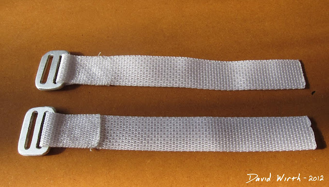 sew straps to buckles for backpack bag