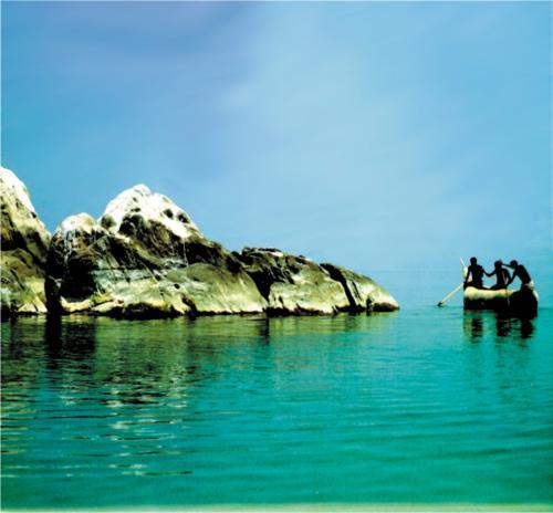 danau, pemandangan indah, pemandangan alam, lake malawi