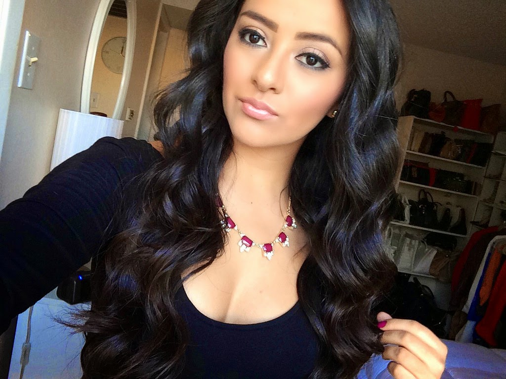 How To Wand Long Hair Hair Style And Color For Woman