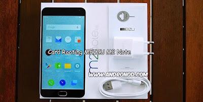 Root dan Unroot Meizu M2 Note