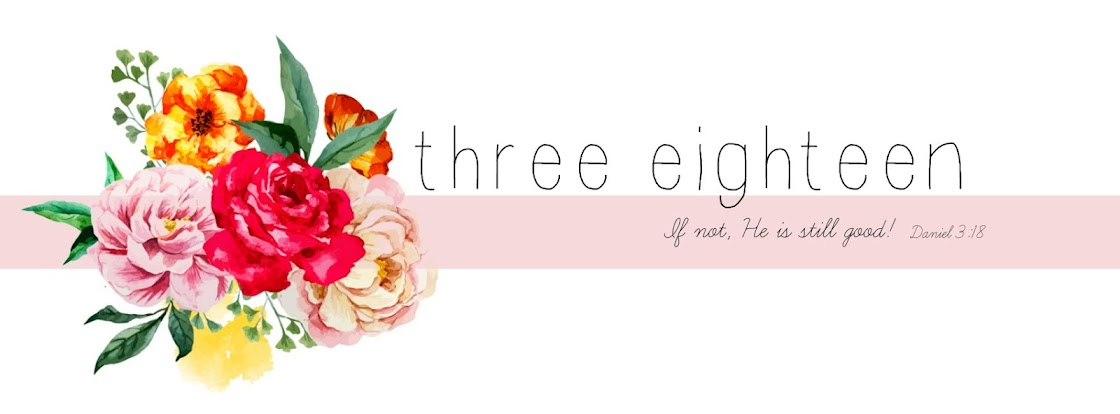 three eighteen