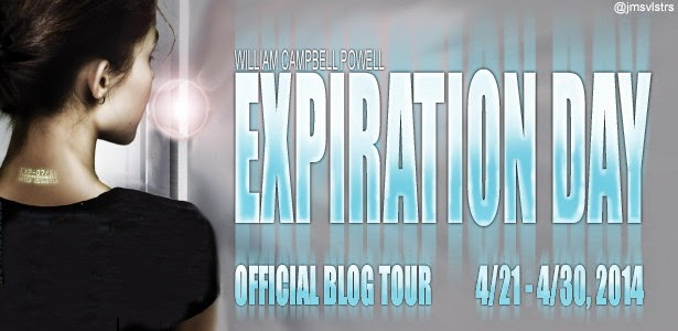 Expiration Day Blog Tour