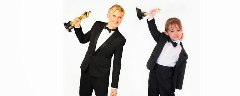 Dos hermanas interpretan las películas nominadas a los Oscar