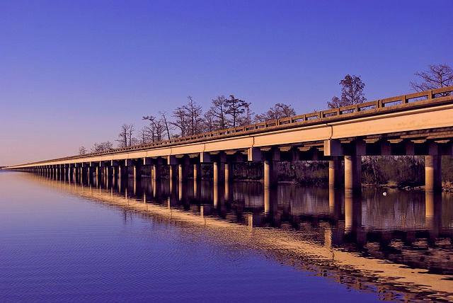 Jembatan Atchafalaya Basin