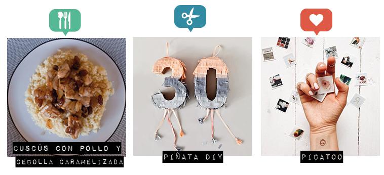 receta de cuscus y pollo piñata diy picatoo