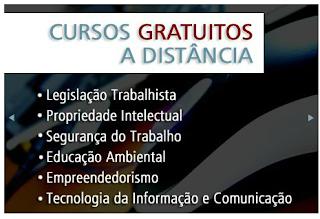 Cursos Online Oferecidos Pelo Senai